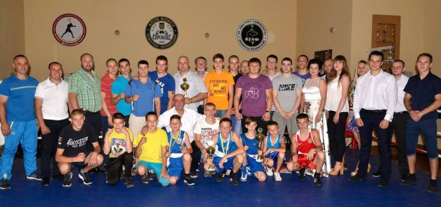 Боксери з Новограда-Волинського зайняли перше командне місце під час проведення турніру, фото-3