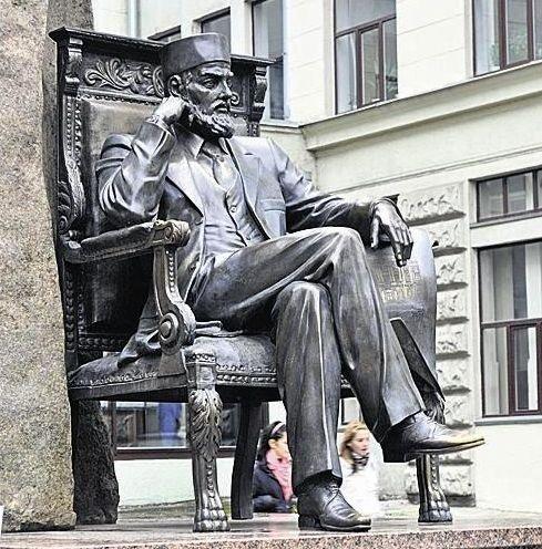 Харьковский архитектор строивший царские дворцы, общественные библиотеки и университеты, фото-4