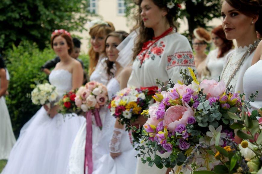 """В Ужгороді пройшов """"Парад наречених"""": фоторепортаж, фото-22"""