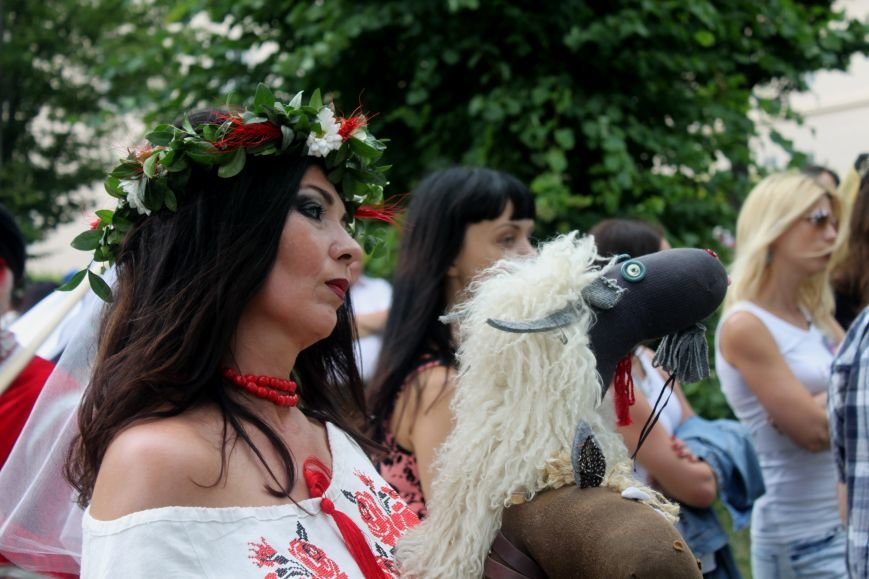 """В Ужгороді пройшов """"Парад наречених"""": фоторепортаж, фото-14"""