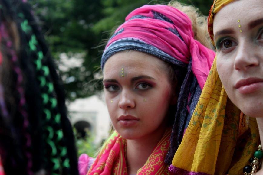 """В Ужгороді пройшов """"Парад наречених"""": фоторепортаж, фото-18"""