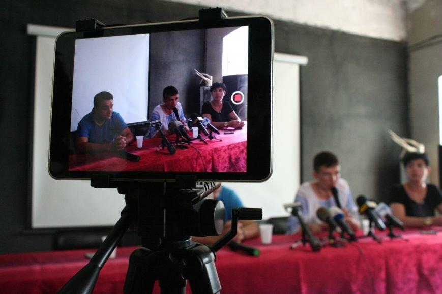 О чем говорила Надежда Савченко в Запорожье, - полное видео пресс-конференции, фото-3