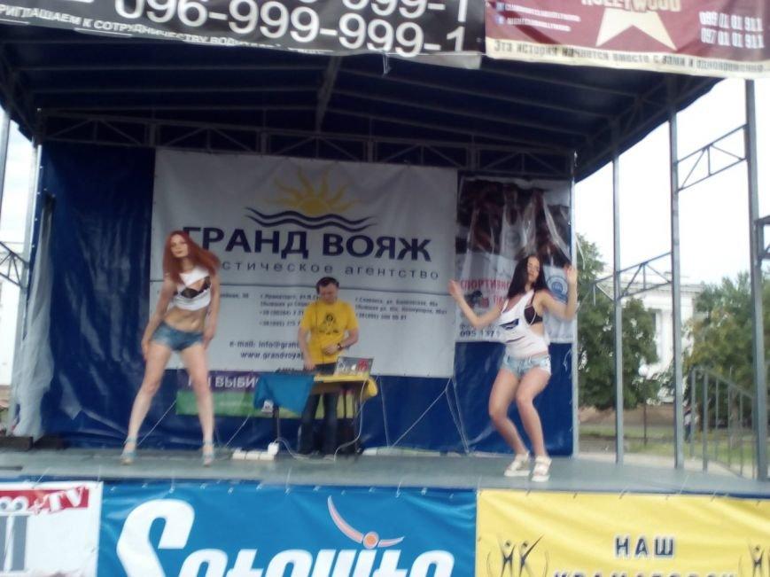 В Краматорске прошел фестиваль красок, фото-4