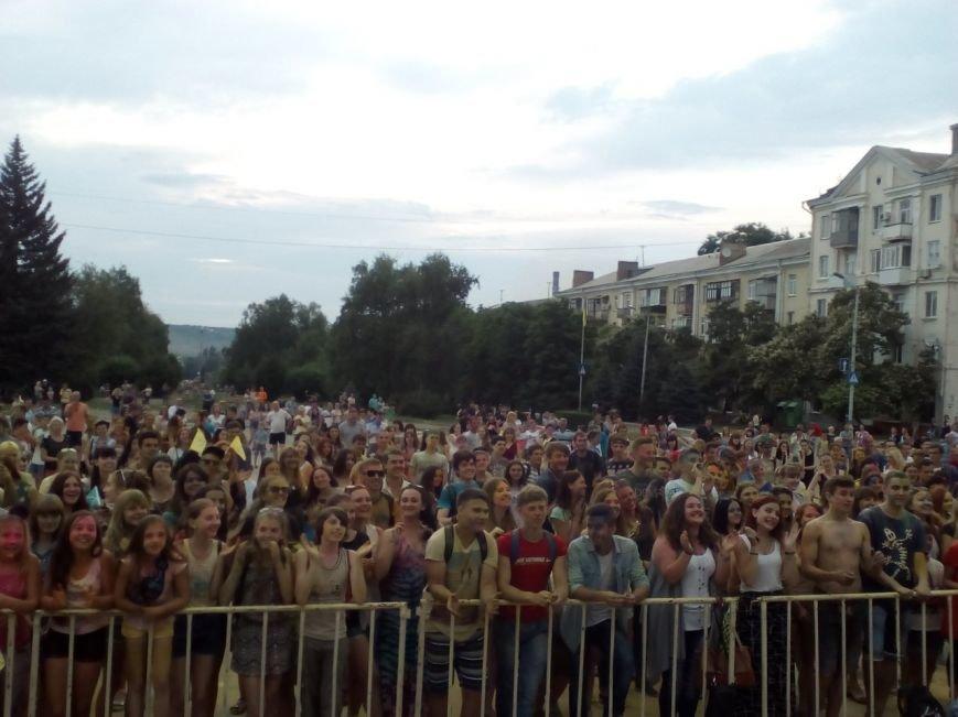В Краматорске прошел фестиваль красок, фото-5