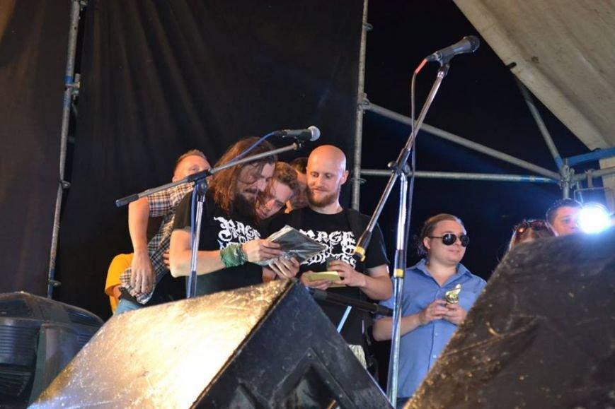 Рок группа из Доброполья признана лучшей на фестивале (ВИДЕО), фото-4