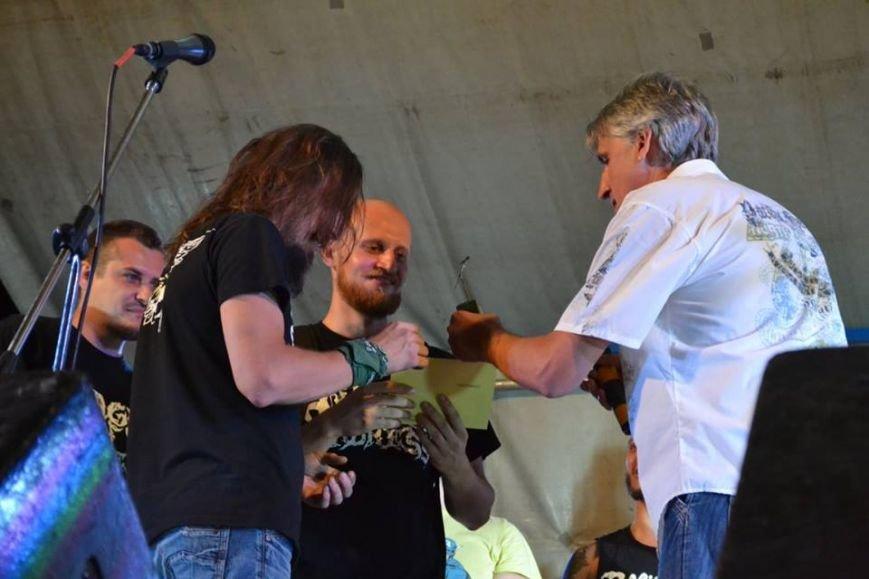Рок группа из Доброполья признана лучшей на фестивале (ВИДЕО), фото-1