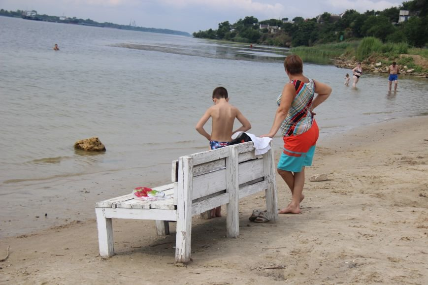 """Власть Херсона в конце июня вспомнила о пляже """"Лилея""""? (фото), фото-4"""