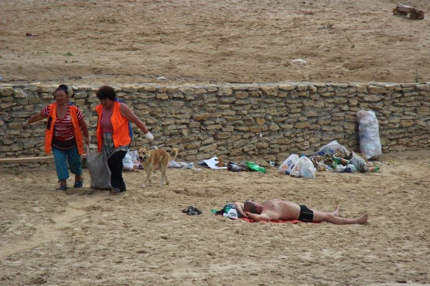 """Власть Херсона в конце июня вспомнила о пляже """"Лилея""""? (фото), фото-6"""