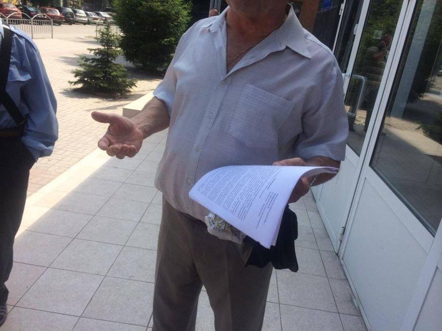 Общественники, защищающие обвиняемых в убийстве сотрудника СБУ,  просят прокуратуру разобраться в действиях генерала Аброськина (ФОТО, ВИДЕО), фото-1
