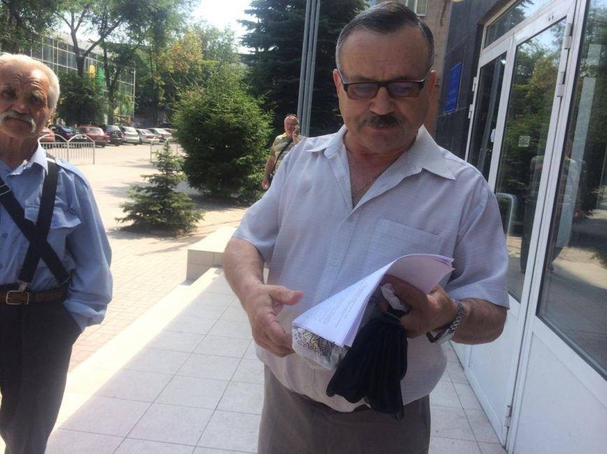 Общественники, защищающие обвиняемых в убийстве сотрудника СБУ,  просят прокуратуру разобраться в действиях генерала Аброськина (ФОТО, ВИДЕО), фото-2