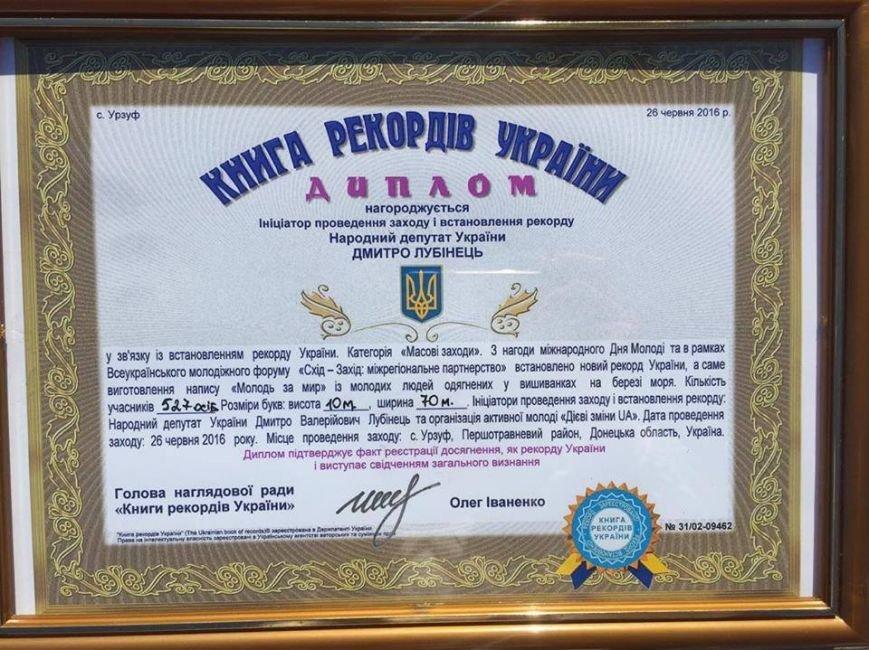 Доброполье приняло участие во Всеукраинском молодёжном форуме (ФОТО), фото-6
