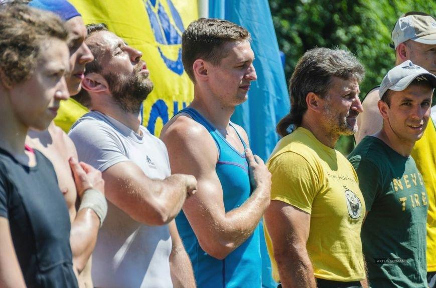 Самым физически подготовленным человеком Донеччины стал белозерчанин, фото-6