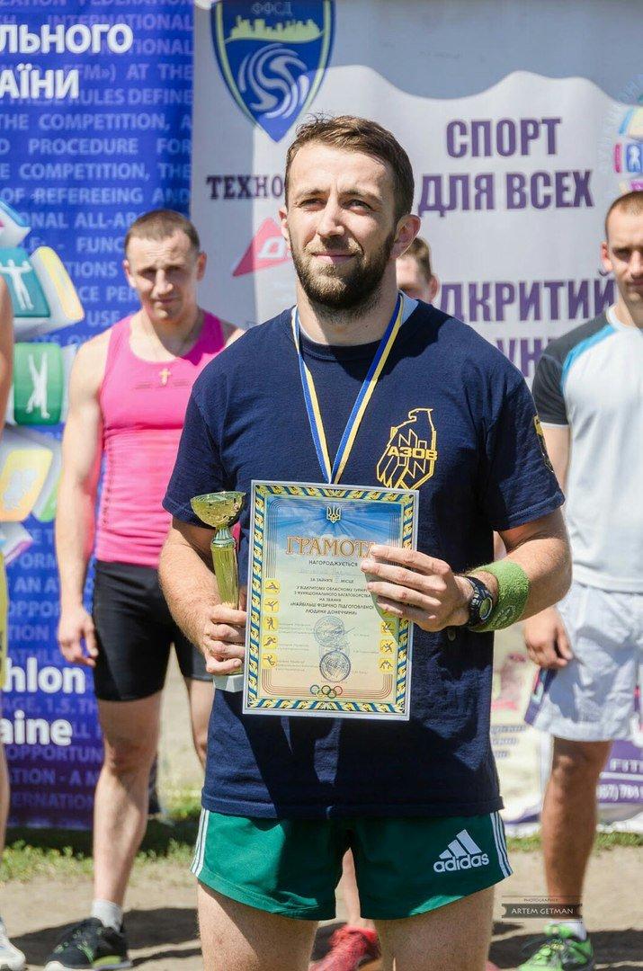 Самым физически подготовленным человеком Донеччины стал белозерчанин, фото-4