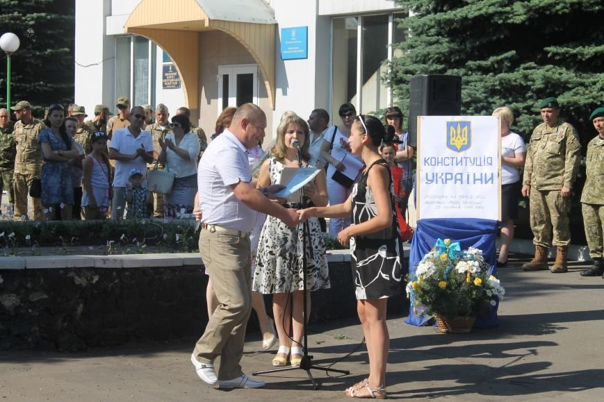 День Конституції України в Новогродівці, фото-6