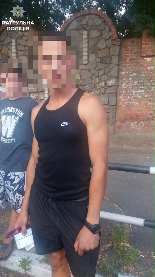 В Кременчуге парня избили битами и отобрали ключи от его машины, фото-1
