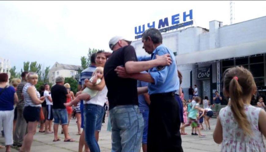 """Почему в Херсоне на """"концерте для людей, которые любят жизнь"""" не было полиции? (фото), фото-1"""