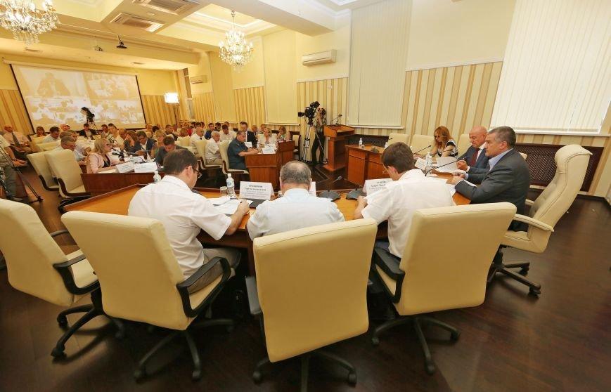 Министерства наравне с муниципалитетами ответственны за освоение бюджета, – Аксёнов (ФОТО), фото-1
