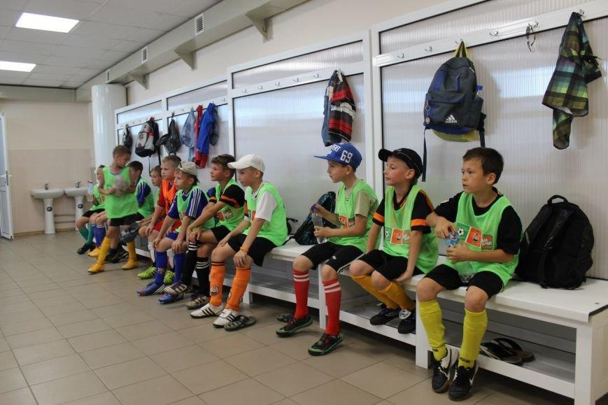 В Краматорске прошел футбольный матч воспитанников Давай Играй, фото-3