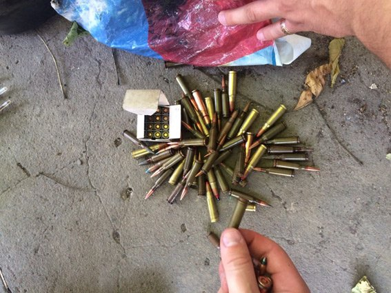 На Херсонщине работники отдела наркопреступности устранили  нарколабораторию (фото), фото-4
