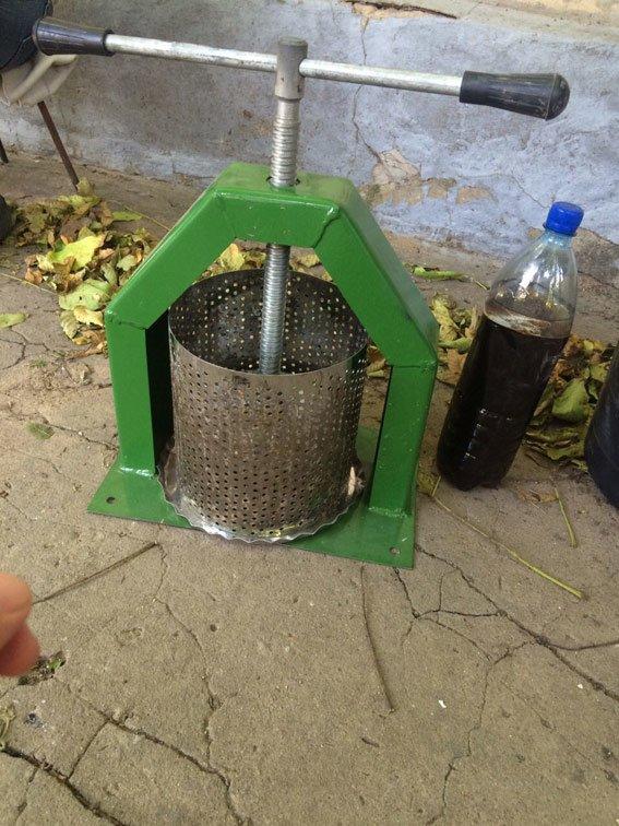 На Херсонщине работники отдела наркопреступности устранили  нарколабораторию (фото), фото-3