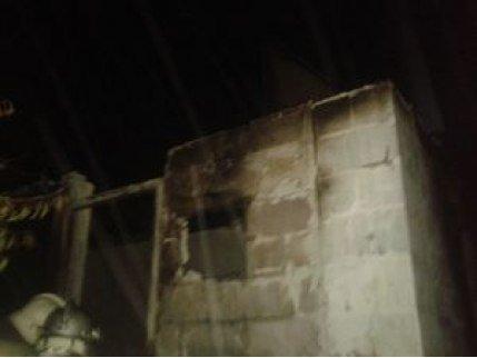 В поселке Талаковка в собственном доме в огне погиб мужчина (ФОТО), фото-1