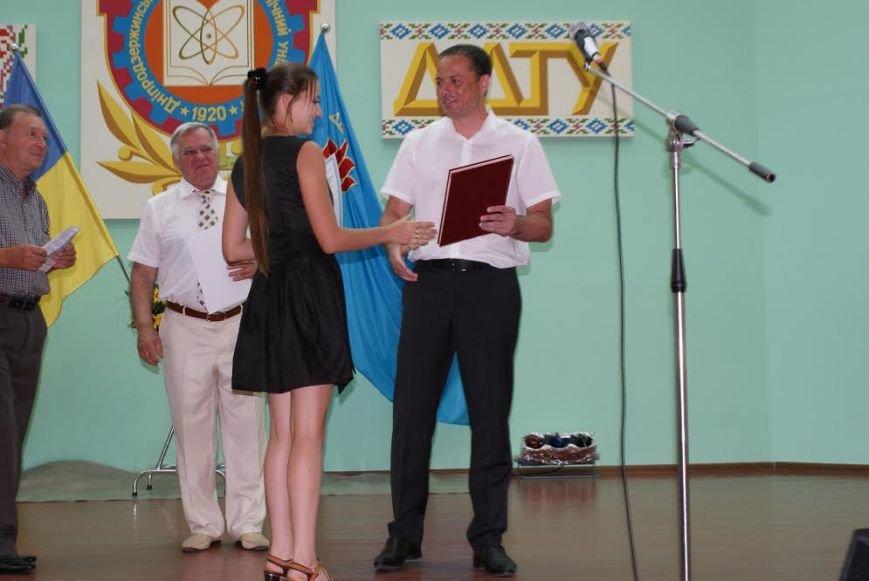 В Каменском выпускники ДГТУ получили красные дипломы, фото-2