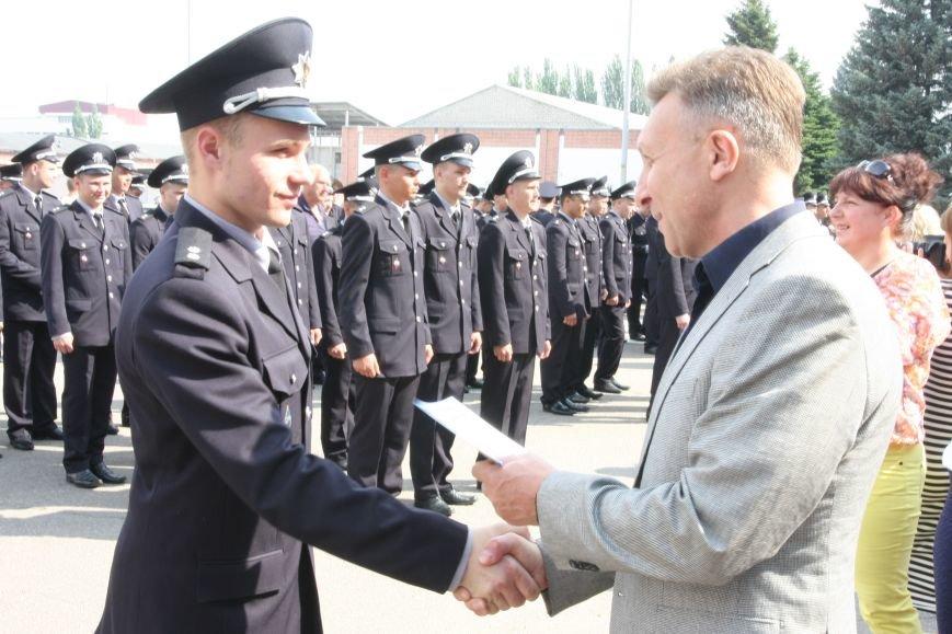 В Днепре офицерами полиции стали почти 200 выпускников государственного университета внутренних дел (ФОТО), фото-1