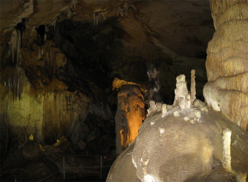 Мраморная пещера в Крыму (ФОТО), фото-5