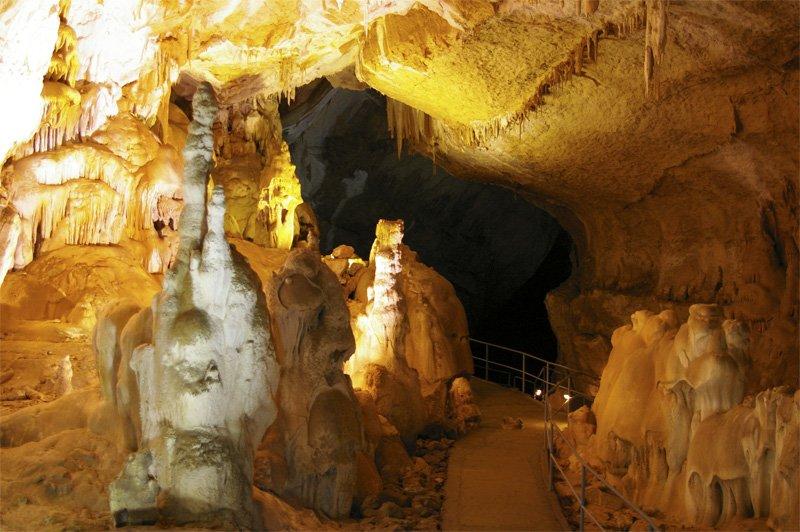Мраморная пещера в Крыму (ФОТО), фото-2