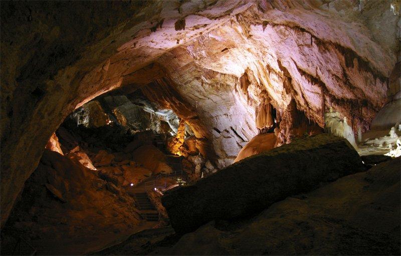 Мраморная пещера в Крыму (ФОТО), фото-1