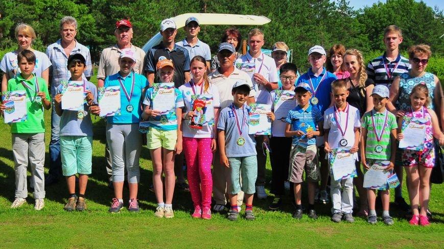 Юные игроки в гольф с Сахалина стали призёрами первенства в Приморье, фото-5