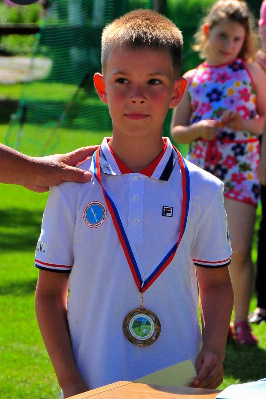 Юные игроки в гольф с Сахалина стали призёрами первенства в Приморье, фото-1