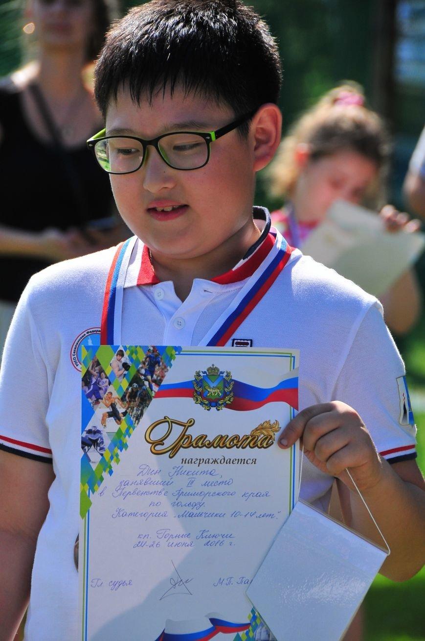 Юные игроки в гольф с Сахалина стали призёрами первенства в Приморье, фото-2