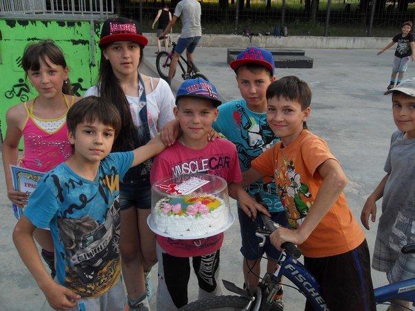 В скейт-парке Бахмута прошли соревнования и показательные выступления, фото-5