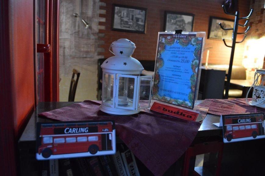 "Тест-драйв запорожских общепитов: арт-кафе ""The Budka"", фото-7"