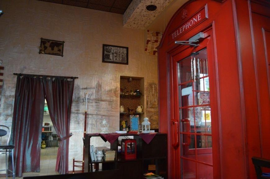 "Тест-драйв запорожских общепитов: арт-кафе ""The Budka"", фото-2"