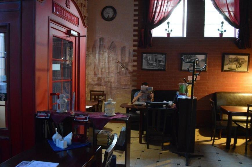 "Тест-драйв запорожских общепитов: арт-кафе ""The Budka"", фото-1"