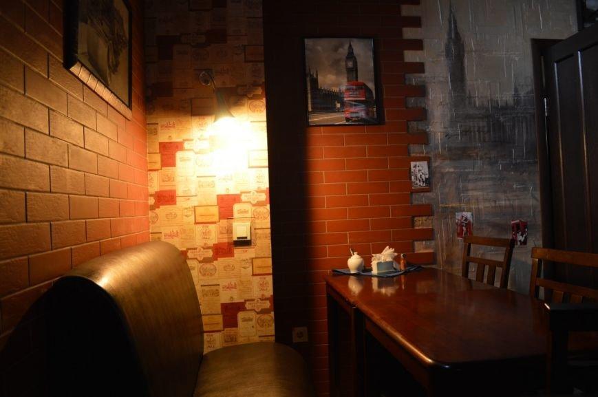 "Тест-драйв запорожских общепитов: арт-кафе ""The Budka"", фото-3"
