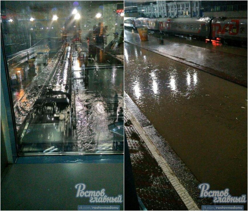 График движения поездов через Ростов восстановлен, фото-3