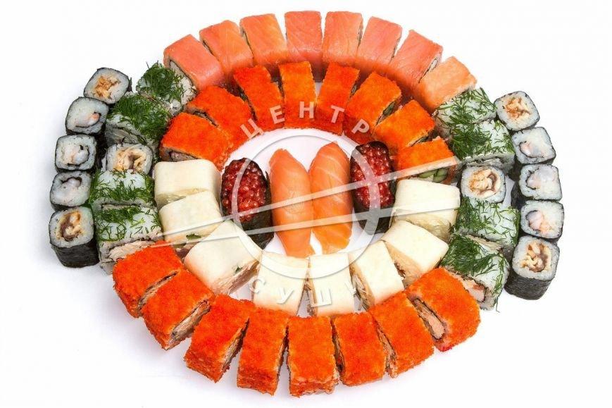 В Полоцке появилась новая доставка японской кухни «Центр Суши», фото-1