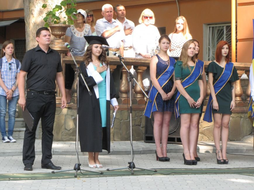 Мелитопольский педуниверситет выпустил новое поколение учителей (фоторепортаж), фото-3