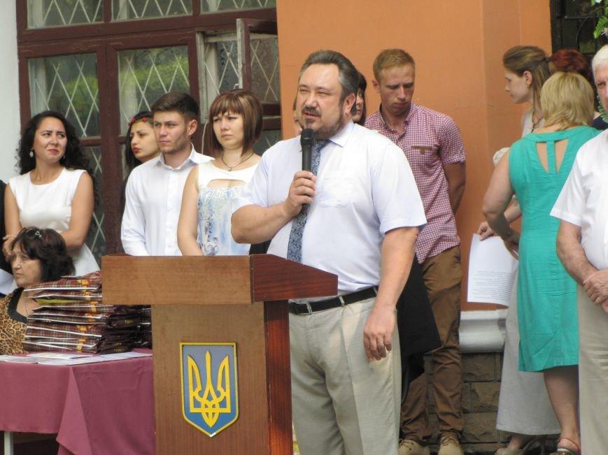 Мелитопольский педуниверситет выпустил новое поколение учителей (фоторепортаж), фото-2