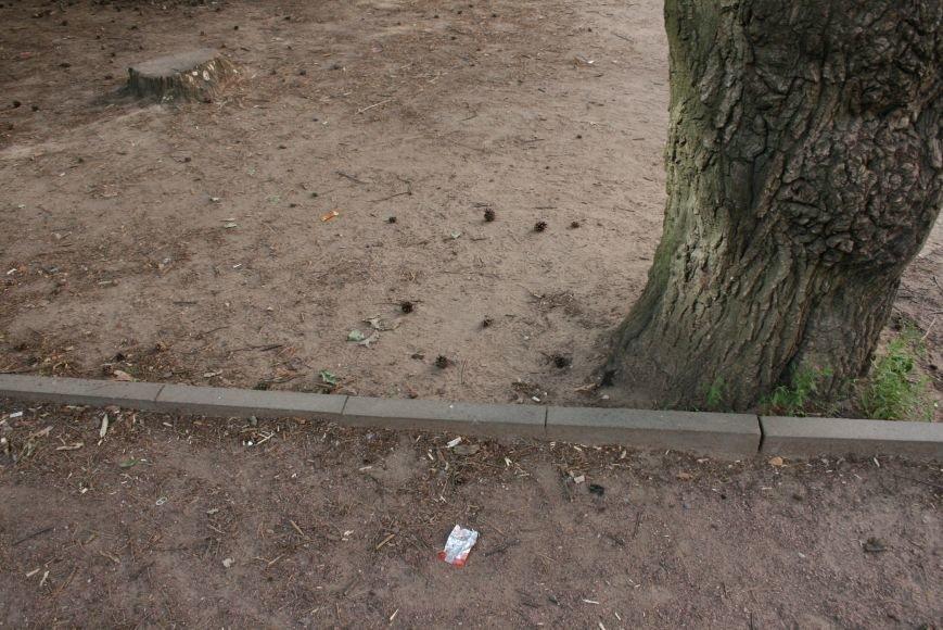Жильцы новостроек выразили недовольство уборкой детской площадки в Троицке, фото-2