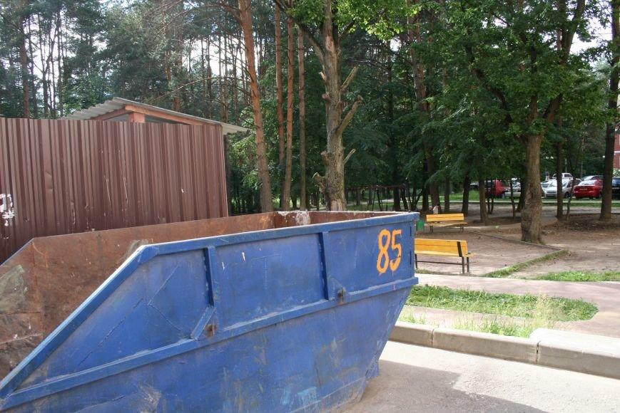 Жильцы новостроек выразили недовольство уборкой детской площадки в Троицке, фото-4