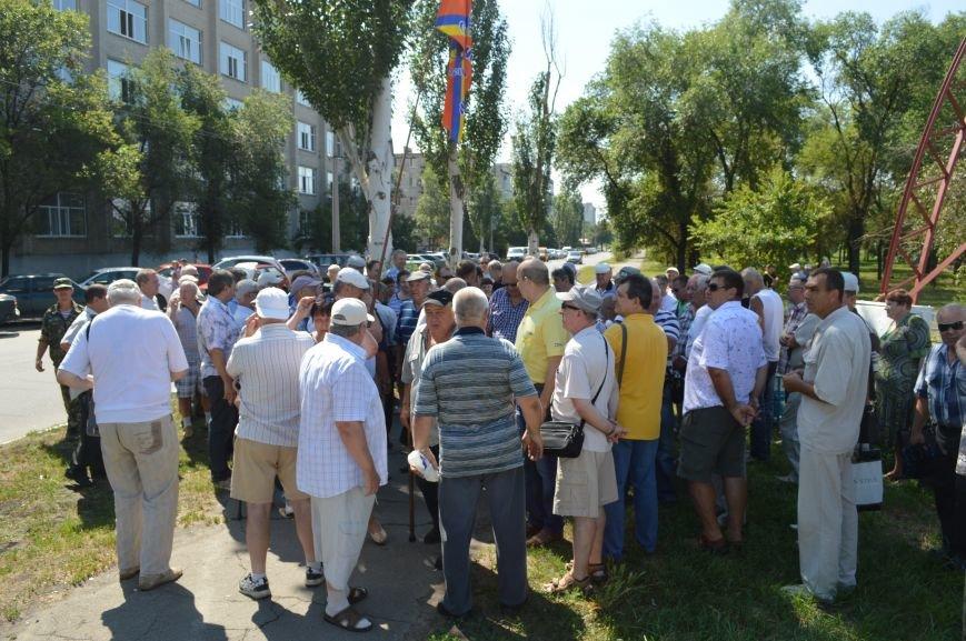В Северодонецке чернобыльцы требовали соблюдения своих прав (ФОТО), фото-1