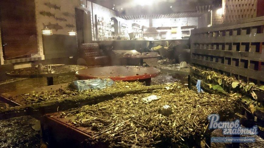 Пострадавший от стихии в Ростове ресторан «Осака» был застрахован на 70 млн, фото-1