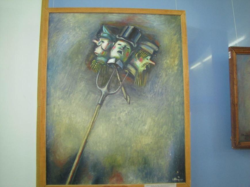 В Мелитополе посетителям музея показали «Детские фантазии взрослого гения», фото-3
