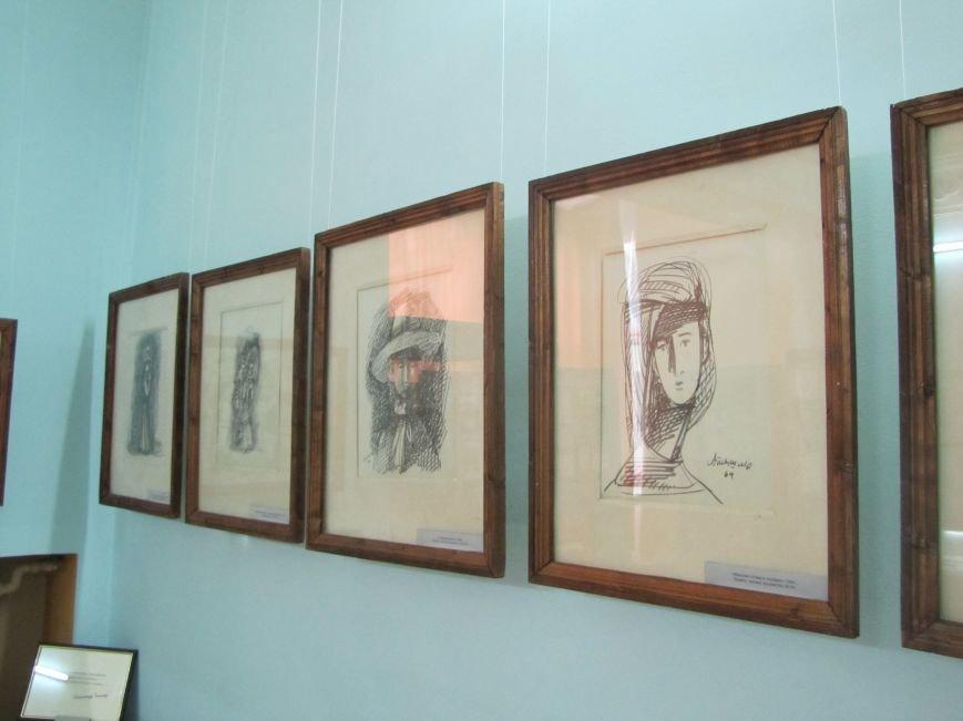 В Мелитополе посетителям музея показали «Детские фантазии взрослого гения», фото-4