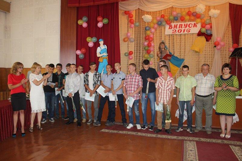 Відбувся випускний вечір у Черкаському вищому професійному училищі будівельних технологій, фото-1