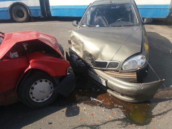 В Сумах на перекрестке Харьковской и Линейной произошло ДТП (ФОТО), фото-3